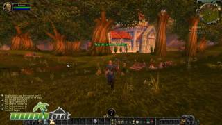 World of Warcraft Gameplay - First Look HD
