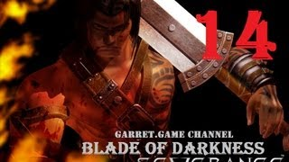 Blade of Darkness. 14.Бездна.Лорд Хаоса.Последний бой.