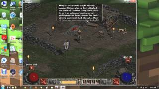 Diablo II episode 1: Entering The Blood Moor