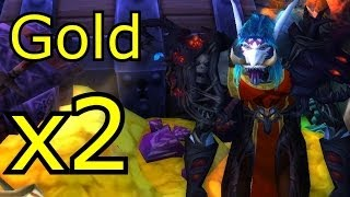 World of Warcraft How To DOUBLE YOUR GOLD