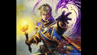 Hearthstone. Arena Priest. Арена №17 Жрец 1 часть