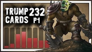 Hearthstone: Trump Cards - 232 - Discarding Faces - Part 1 (Hunter Arena)