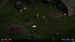 Diablo 2 1.13 overview part 2 (cheat codes)
