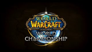Do It For Fun vs Cloud 9 - Match 2 - WoW Arena World Championship 2015 | Upper Bracket - B