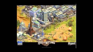 Об игре Rise of Nations