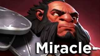 [Dota 2 ] Miracle  Axe 8100+ Ranked Gameplay