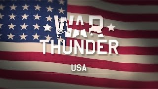 War Thunder - The US Air Force