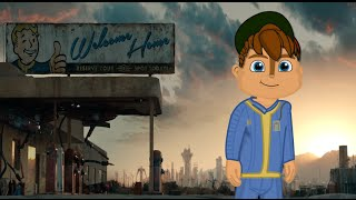 The Chipmunks Play Fallout 3 (Happy Great War Day!) Munkcast