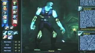 """World of Warcraft"" Basics : The Undead Race in ""World of Warcraft"""