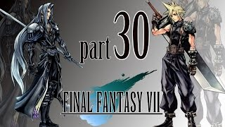 Final Fantasy VII - {Part 30} Черная материя