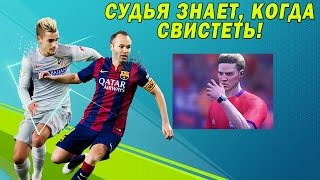 FIFA 16 • Судья знает, когда нужно свистеть | the Referee knows when it's time to whistle