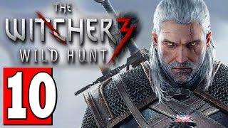The Witcher 3 Walkthrough Part 10 HUNTING A WITCH Let's Play [HD] PS4 XBOX PC