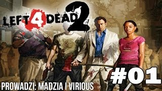 Left4Dead2 - W centrum zarazy #01 /w Virious