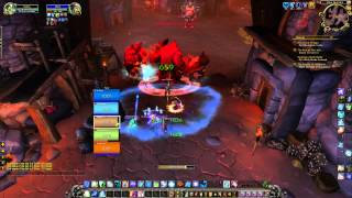 World of Warcraft: Warlords of Draenor Dungeon - Bloodmaul Slag Mines