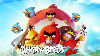 Angry birds 2 / Злые птицы 2  - gameplay (android/ios)
