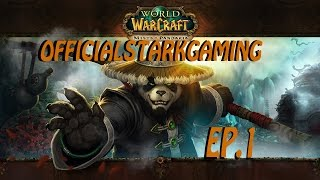 World of Warcraft Mist of Pandaria: Lvl 0-90 Pandaren Hunter | Ep. 1