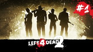 Left 4 Dead 2 - Hotel infestato - Gameplay ITA #1