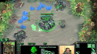 Mass Raven vs Top-8 Masters Terran - Starcraft 2 HotS