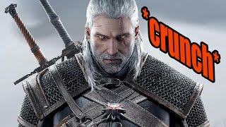 The Witcher 3 ( Геральт любит плавать )