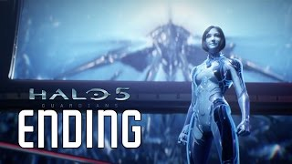 Halo 5 Guardians Walkthrough Part 13 ENDING - Mission 15 | Guardians