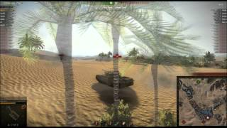 World of Tanks - Centurion Mk.I on Sand River (Assault) [3,500XP *2 ~ 3,018 Damage]