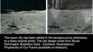 Apollo 20 moon spacecraft Mona Lisa hoax debunked
