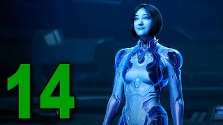 Halo 5: Guardians - Mission 14 - The Breaking (Let's Play / Walkthrough / Gameplay)