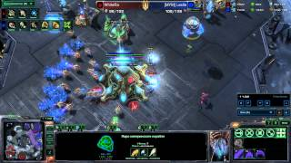 StarCraft 2 - Heart of the Swarm - WhiteRa vs [MYM]Leslie - PvZ - Neo Planet S LE