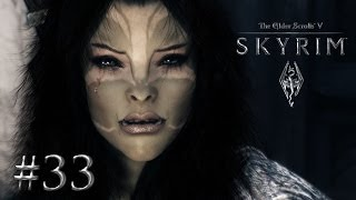 The Elder Scrolls 5: Skyrim - #33 [Дракон vs Великан]