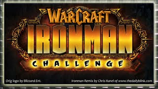 Let's Play: World of Warcraft - The Iron Man Challenge Ep 1