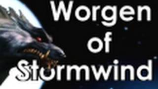 Worgen of Stormwind (WoW Machinima)