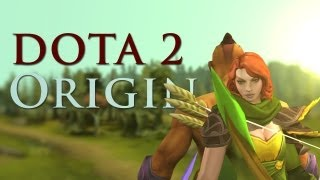 Dota 2 - Origin Teaser + Replay Request