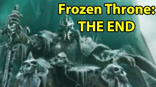 Warcraft 3 Frozen Throne: Undead Ep 9 Finale - ARTHAS CLAIMS HIS THRONE