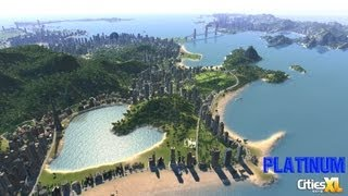 Cities XL Platinum Beautiful Full HD Gameplay