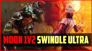 Moon Clutch play Swindle Ultra - coL vs MVP Phoenix @ TI5 DOTA 2