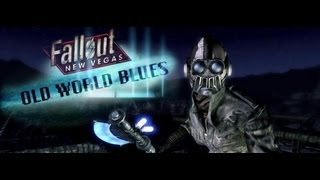 Fallout New Vegas:Old World Blues Gameplay Espa
