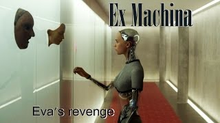 Ex Machina - Ava escapes - HD
