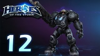 Heroes of the Storm: Jim Raynor - Gameplay #12 (w/ 4 man team)