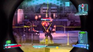 Borderlands 2 Zero Strategy Guide - Straight Critical Sniper Damage Build (HD)