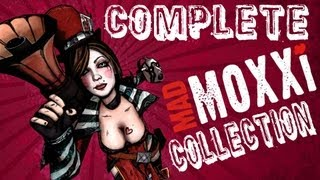 Borderlands 2 - Moxxis Gun Colection