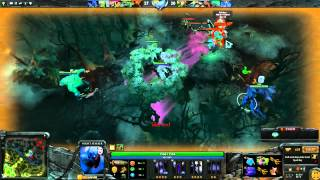 Dota 2 - Myth owns with Night Stalker -CM Mode