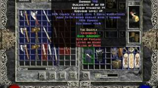 FragPenguin's Diablo 2 Unique Item Slideshow (P1)