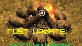 Rust Update [Feat. DivSux] - February 06th 2014 Update - Locked Back Packs & No More Zombies!?