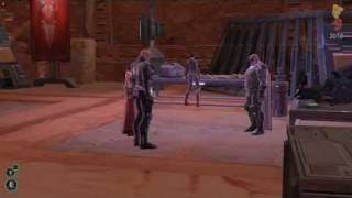 Star Wars: The Old Republic (Ситх Воин и Ситх Инквизитор)