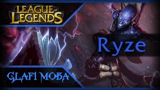 Гайд Райз - League of Legends  Гайд Райз лол Гайд Райз - Guide Ryze