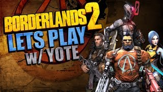 BORDERLANDS 2 LETS PLAY | Ep 12 Lets try a ZERO!!!