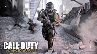 Call of Duty: Advanced Warfare trailer mix