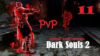 Dark Souls 2. PvP. 11 серия. Викинг. Два  топора.
