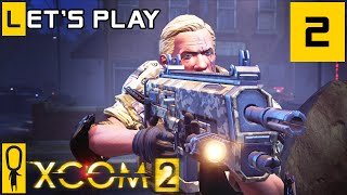 XCOM 2 - Part 2 - 5% Club -  Let's Play - [Season 4 Legend]