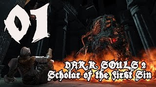 Dark Souls 2: Scholar of the First Sin Walkthrough